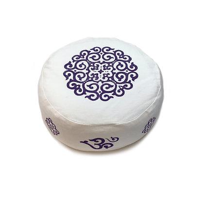 Meditationskissen OM-Mandala