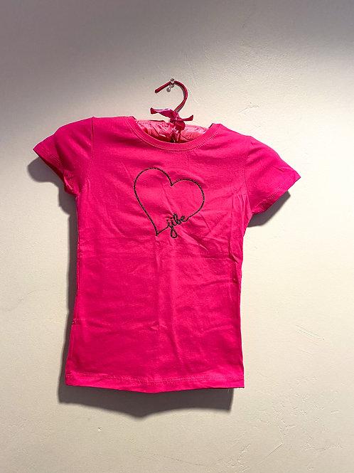 Pink Heart T-Shirt