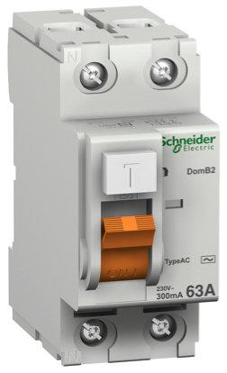 11460 Диф. выключатель 4п 25A 30mA Schneider Electric