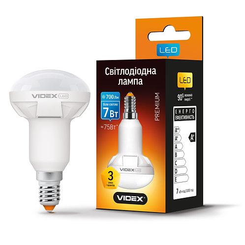 LED лампа VIDEX R50 7W E14 4100K 220V