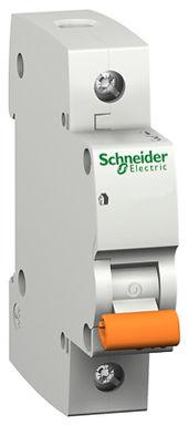 11209 Выключатель автомат. Однополюсный, 63A Schneider Electric