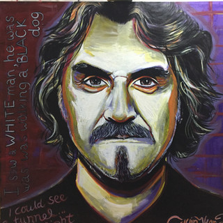 Survivor- Billy Connolly portrait