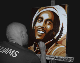 Bob Marley- Facts and Portraits