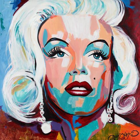 Marilyn Monroe - A Beautiful Mess
