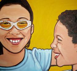 Gav Munro, UK artist in China