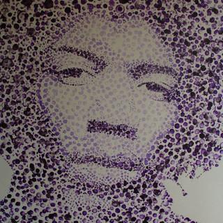 Gav Munro portrait painter in China
