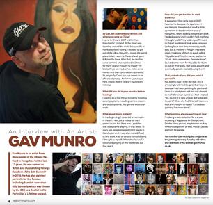 Redstar Magazine Article