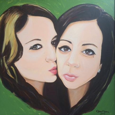 Fay & Olga (commission