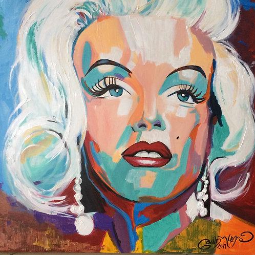 Marilyn Monroe- Original portrait