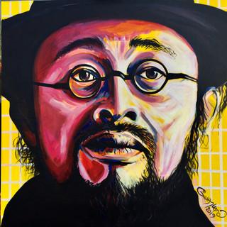 Portrait of an Artist - Tong Yan RuNan portrait