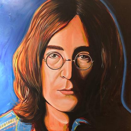 John Lennon Original Portrait