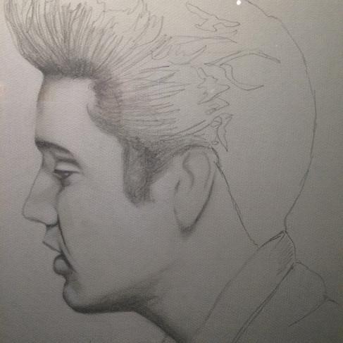 Elvis sketch