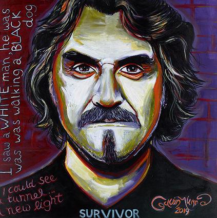 Billy Connolly Original Portrait