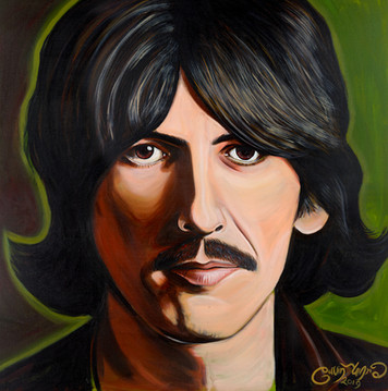 George Harrison (475GBP)