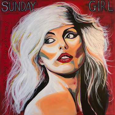 Blondie- Sunday Girl