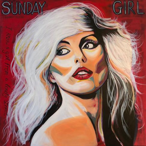 Blondie- Sunday Girl