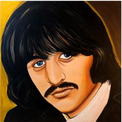 Ringo Starr original portrait