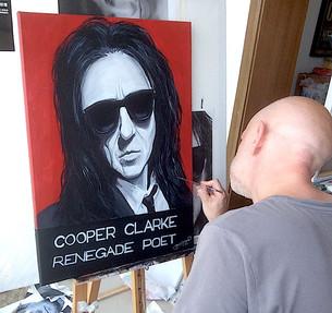 John Cooper Clarke- Portrait of a Poetic Polymath