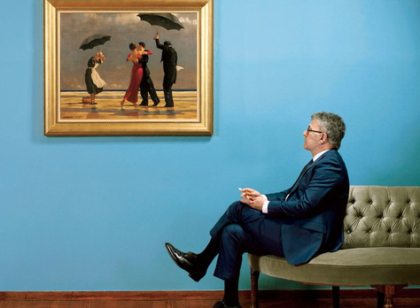 What I learned from Studying Jack Vettriano
