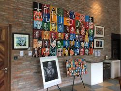 Exhibition at ABC April 2017