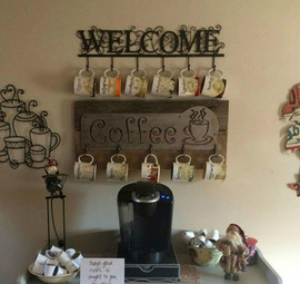 Custom Coffee Signs