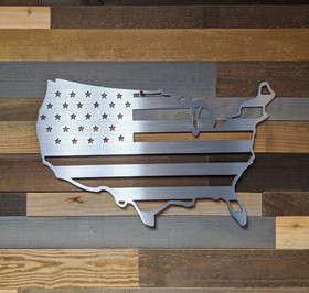 American Flag Country