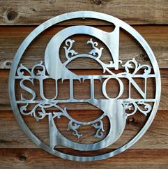 Custom Family Logo