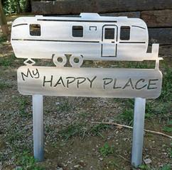Camper Sign