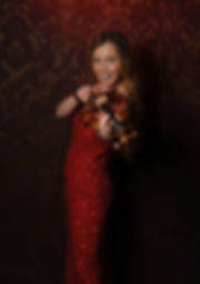 Sarah Piorkowsky Geigerin