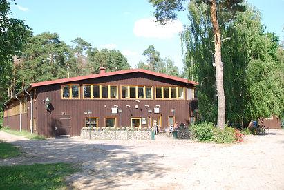 Gestüt Rüdnitz unsere Anlage Haupthaus