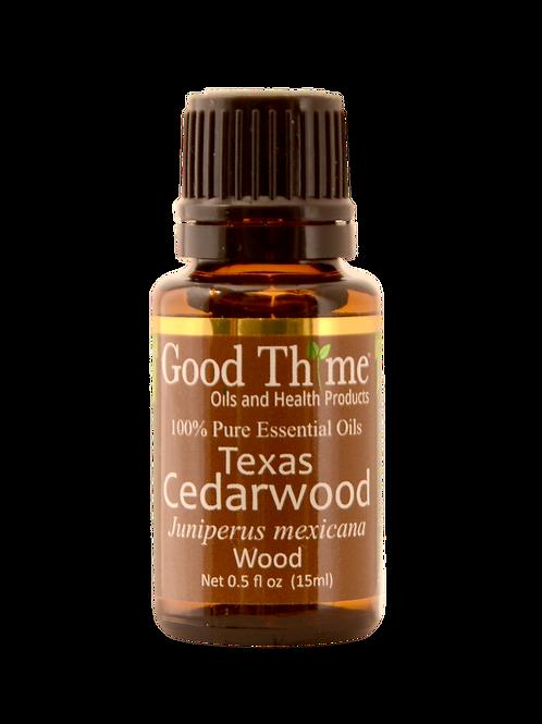 Texas Cedarwood