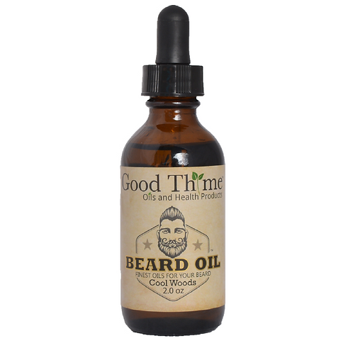 Cool Woods Beard Oil