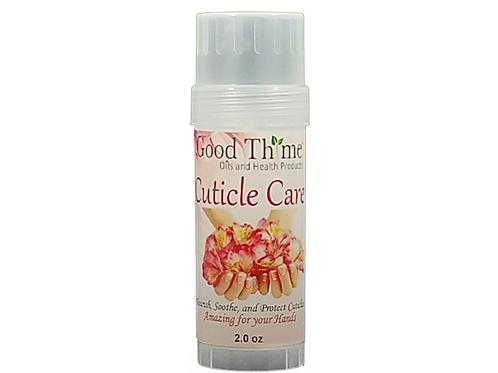 Cuticle Care Balm 2 oz.