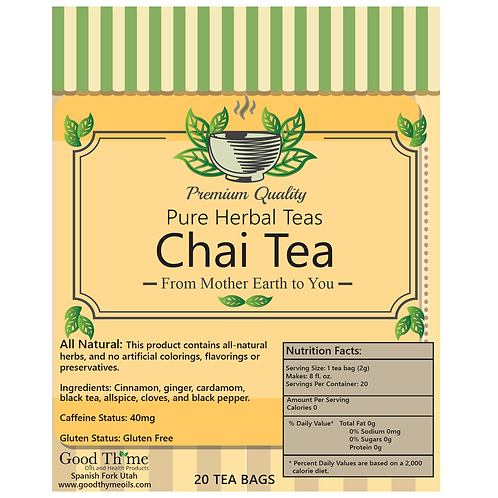 Chai Herbal Tea