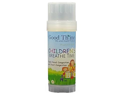 Children's Breathe Time Balm 2.0 oz