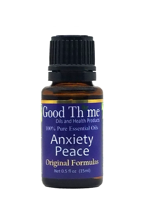 Anxiety Peace