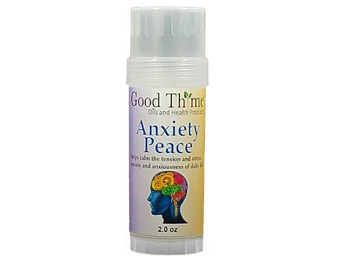 Anxiety Peace Balm 2 oz.