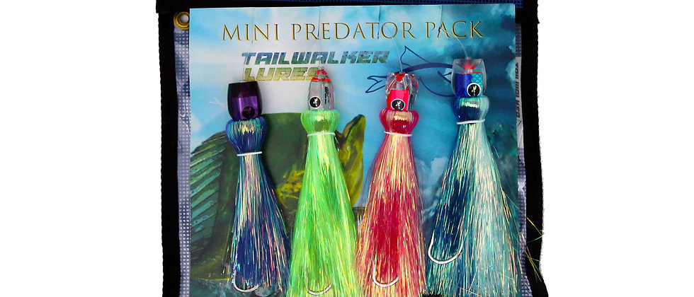 Mini Predator Pack II