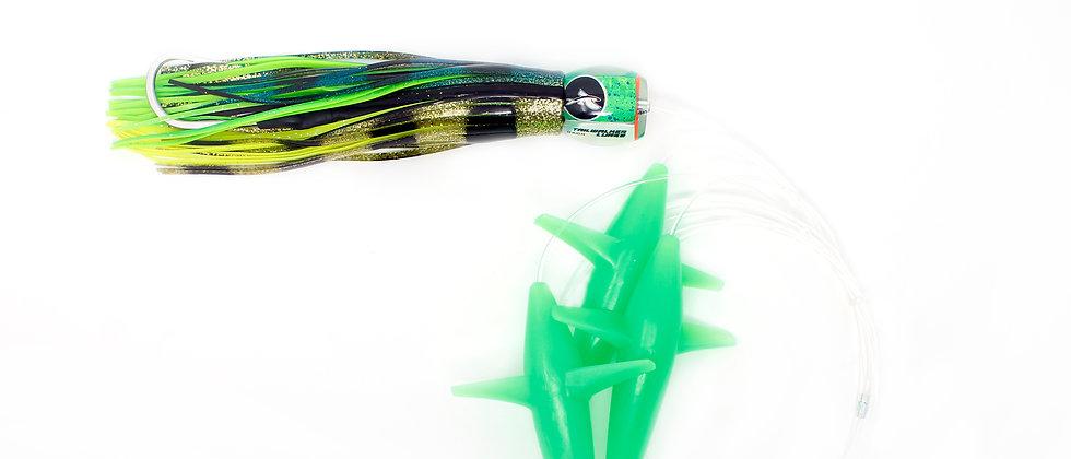 Daisy Chain - 3 Bird - Green