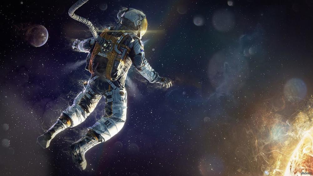 12 апреля-день космонавтики