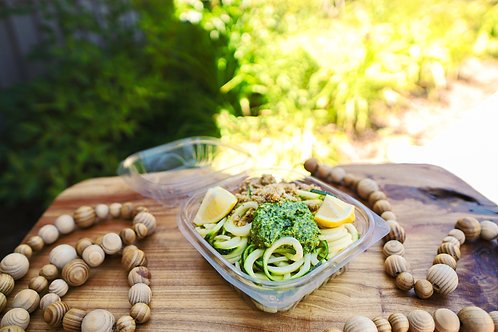 Pesto Raw Z Noodles