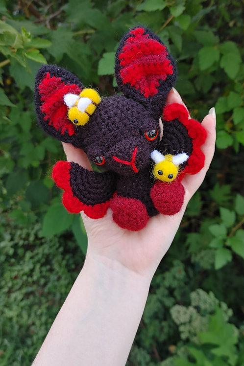 Candyman Bat Doll
