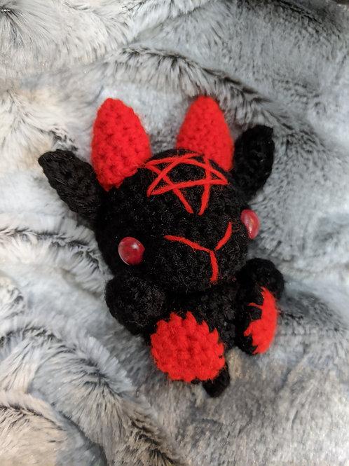 (S) Black & Red Black Phillip
