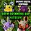 Thumbnail: Grim Grinning Bat Pattern (Digital Item/Instant Download)