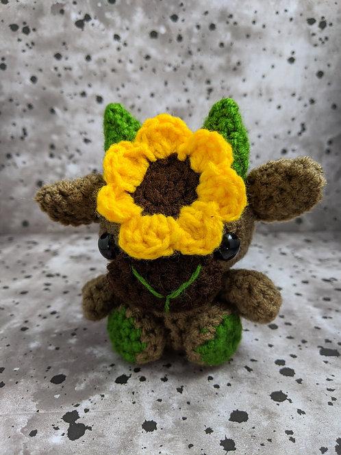 (S) Sunflower (Green) Black Phillip