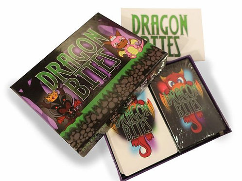 Dragon Bites Card Game