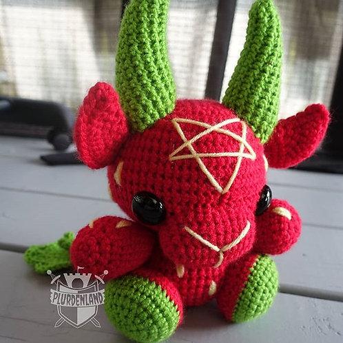 (L) Strawberry Black Phillip