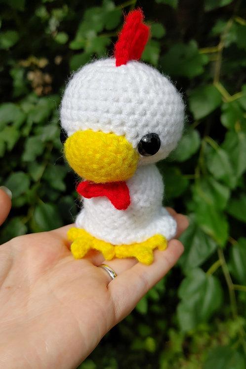 Small Chicken Doll