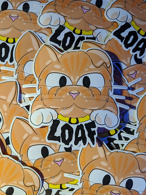 Loaf Sticker