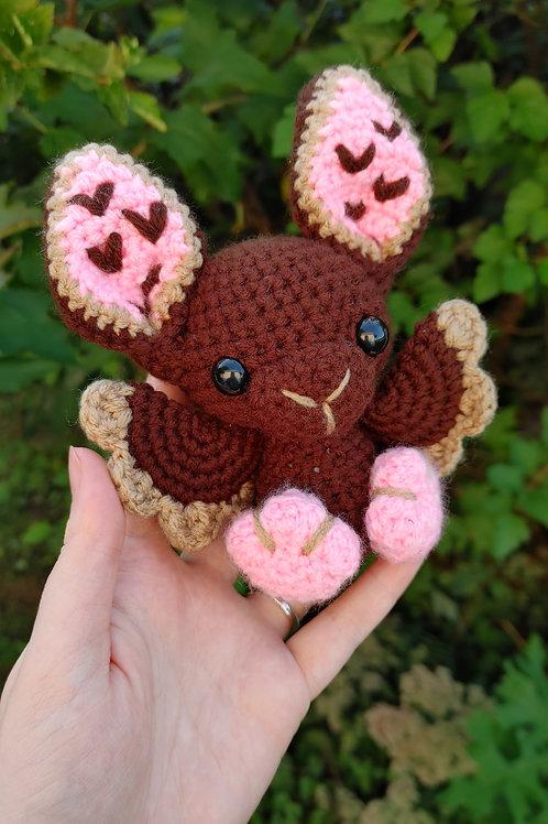 Bubblegum Sundae Bat Doll
